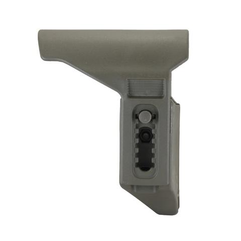 Подщечник на AR от DLG Tactical в цвете олива