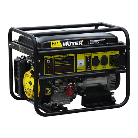 Электростанция Huter DY9500 LX без аккумулятора + Подарок