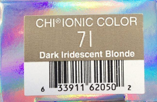 Крем-краска CHI Ионик 7 I 85 гр