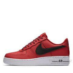 Кроссовки Nike Air Force 1 Low LV8 NBA TEAM Red Black