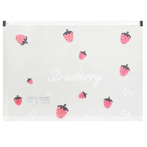 Папка A4 Juicy Strawberry