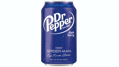 0,355 л. (США) Dr.Pepper Dark Berry упак (12 шт)