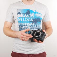 Переходник М42 для Canon EOS (с чипом III поколения)