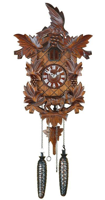 Часы настенные Часы настенные с кукушкой Trenkle 359 Q chasy-kukushka-nastennoe-trenkle-359-q-germaniya-osnovnoye.jpg