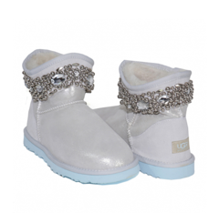 UGG & Jimmy Choo Crystal I DO