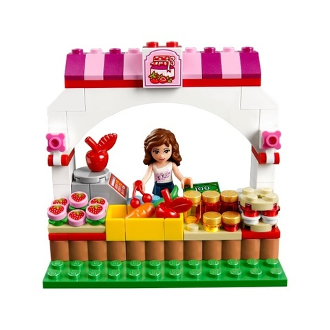 LEGO Friends: Сбор урожая 41026