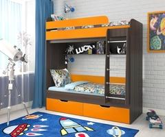 Кровать двухъярусная Юниор5