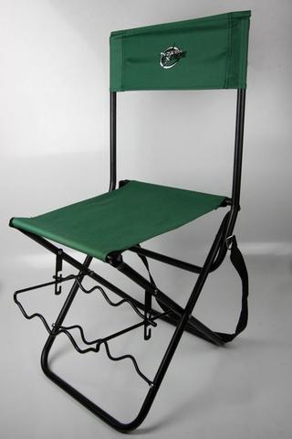 Рыболовный стул с держателем
