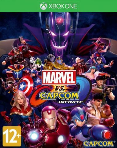 Microsoft Xbox One Marvel vs. Capcom: Infinite (русские субтитры)