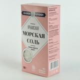 Соль морская средне зернистая помол 2