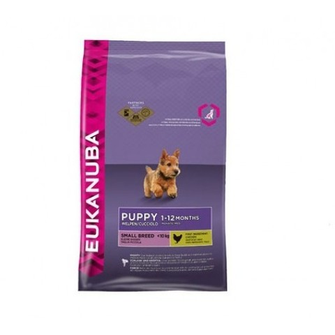 EUKANUBA PUPPY SMALL BREED (CHICKEN) 10 кг