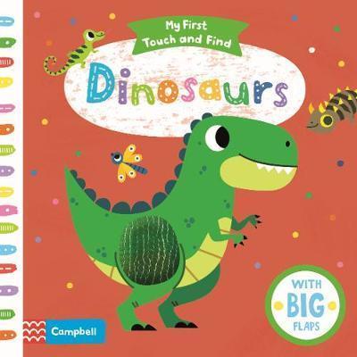 Kitab Dinosaurs | Campbell Books