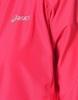 Ветровка беговая женская Asics Woven Jacket розовая