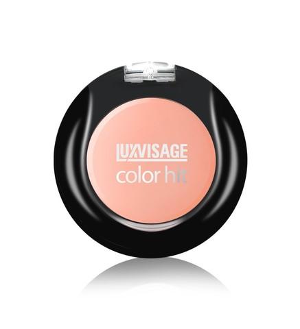 LuxVisage Румяна компактные тон 17 (оранжево-розовый) 2,5г
