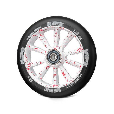 купить колеса 120 мм для трюкового самоката