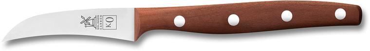 Нож для чистки овощей и фруктов Windmuhlenmesser K0, 71мм (слива)