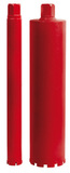 """Алмазная коронка MESSER SP D42-1000-1¼"""" для сверления с подачей воды"""