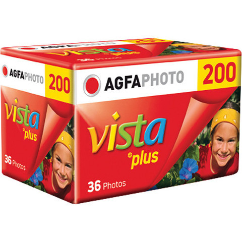 AGFA VISTA+ 200/36