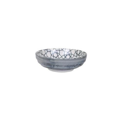Тарелка Tokyo Design Studio Nippon Grey 8368
