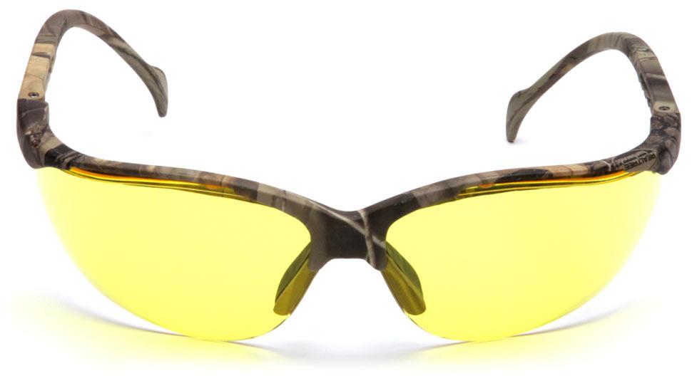 Очки баллистические стрелковые Pyramex Venture 2 SH1830S желтые 89%