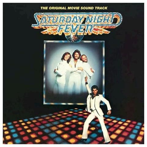 Виниловая пластинка. Saturday Night Fever