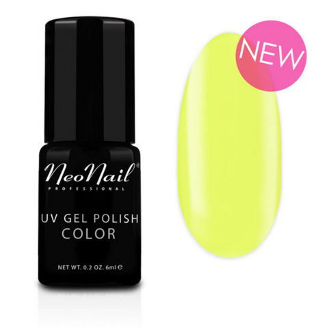 NeoNail Гель-лак 7.2 мл Yellow Bahama №4810-7