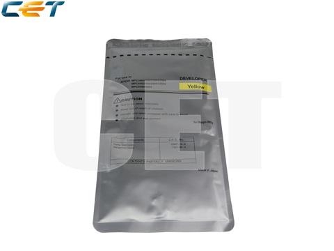 Девелопер для RICOH MPC3003/3503/3504/5503/4504/6004 (CET) Yellow, 380г, 160000 стр., CET171004