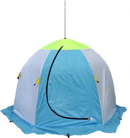 Палатка для зимней рыбалки Медведь - 2, 3-х слойная ( термостежка)