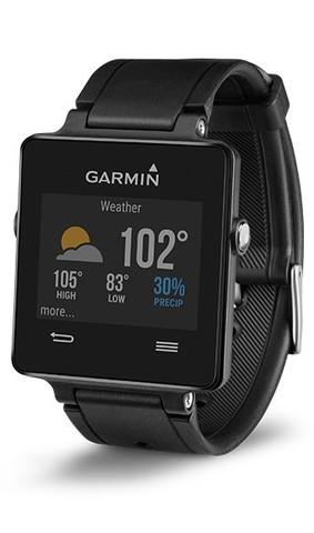 Купить Спортивные часы Garmin Vivoactive черные (с датчиком) 010-01297-10 по доступной цене