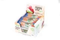 Лакомство для собак TitBit Crispy Rice Батончики из воздушного риса и мяса цыпленка 16 шт