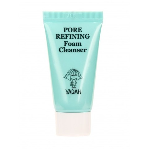 YADAH PORE Пенка для умывания 15мл YADAH PORE REFINING FOAM CLEANSER 15ml