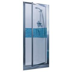 Дверь душевая в нишу распашная 90х185 см Ideal Standard Tipica T2387YB фото