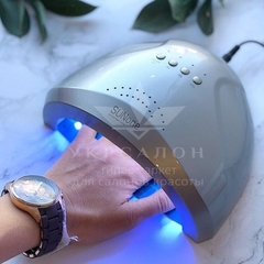 Лампа для маникюра LED+UV Sun One, 48W