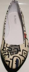 Балетки кожаные El Passо