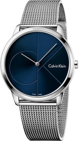 Купить Мужские швейцарские часы Calvin Klein K3M2112N по доступной цене