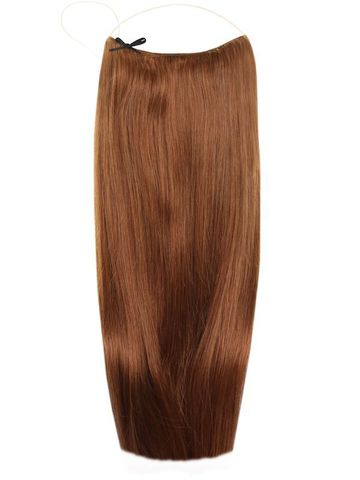 Волосы на леске Flip in- цвет #6- длина 40 см
