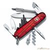 все цены на  Нож перочинный Victorinox CyberTool 29 91мм 29 функций прозрачный красный (1.7605.T)  онлайн