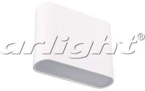 Светильник SP-WALL-110WH-FLAT-6W  Arlight