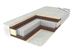 Матрасы с пружинным блоком