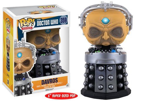 Фигурка Funko POP! Vinyl: Doctor Who: 6