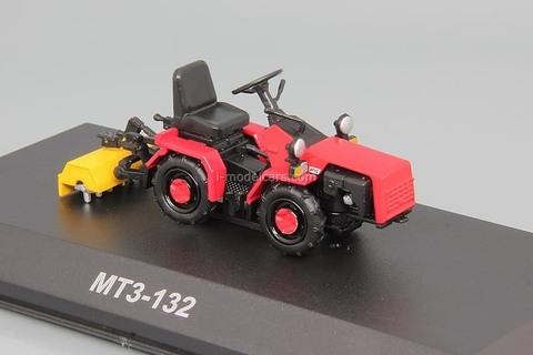 Tractor MTZ-132 Belarus 1:43 Hachette #94