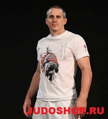 Футболка  This is judo Fighting Films