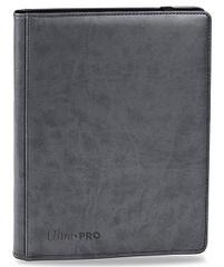 Ultra Pro - Серый альбом PREMIUM для хранения карт с листами 3*3