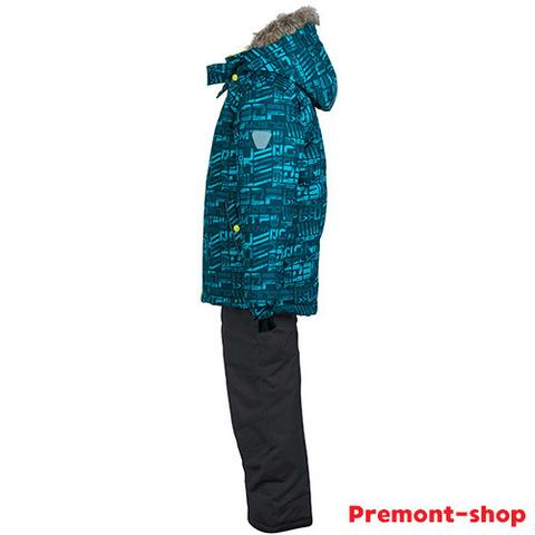 Канадские комплекты Premont Университет Макгилла WP82214