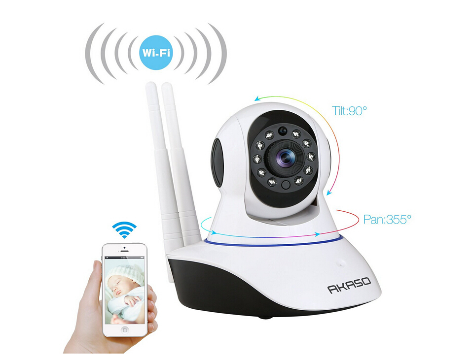 Wi-Fi камера Smart Net Camera