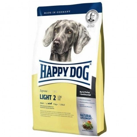 HAPPY DOG LIGHT-2 12.5 кг