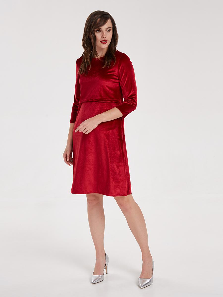 Фасоны платьев для беременных - фото 1