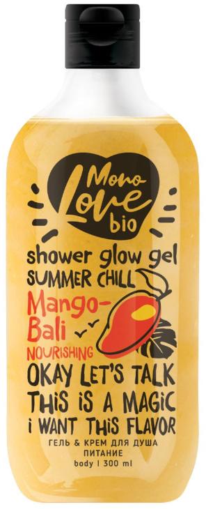MonoLove гель-крем для душа Питание 300 мл