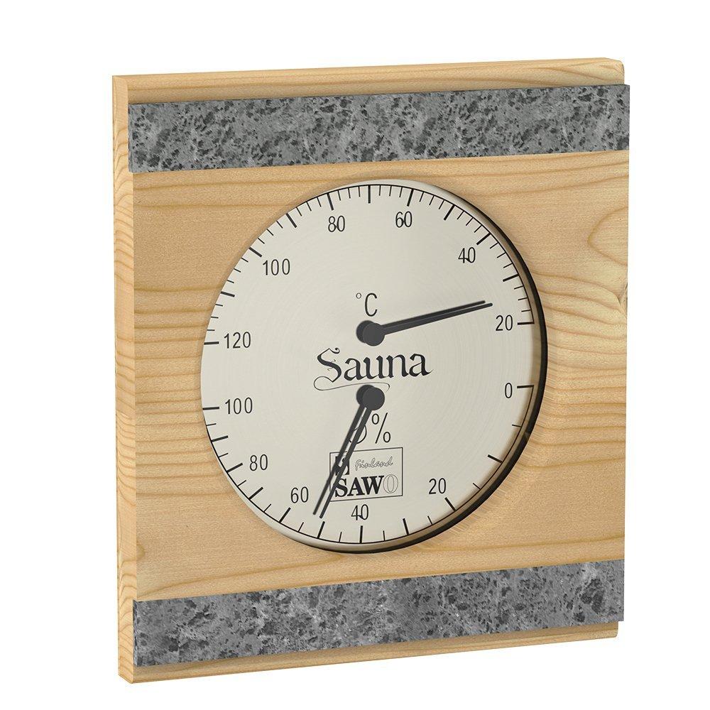 термометры Термометры и гигрометры: Термогигрометр SAWO 281-THRP