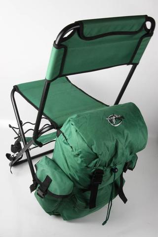 Рыболовный стул с походным рюкзаком